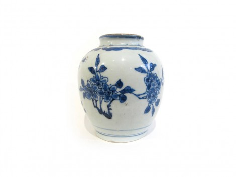 Vase en porcelaine