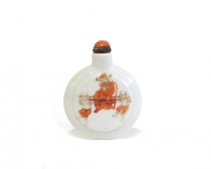 tabatiere-porcelaine-rouge-fer-zhong-kui-demons-demon-chine-chinoise