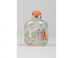 tabatiere-verre-peinte-interieur-chinoise-chine-ye-zhongsan-apricot-grove-studio-beijing-qin