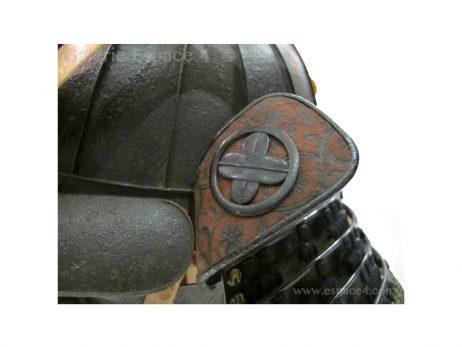 Armure japonaise - Ensemble Kabuto et Dô 9