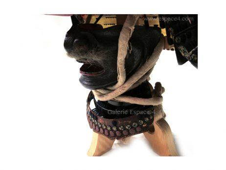 Armure japonaise - Ensemble Kabuto et Dô 10
