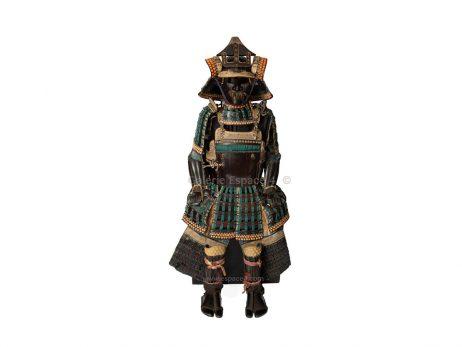 Armure japonaise - tatehagi dô