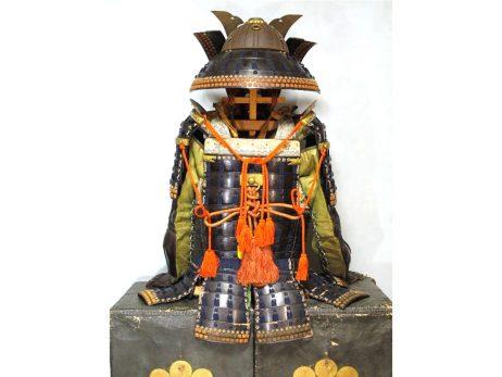 Armure japonaise - Mogami dōmaru gusoku 5
