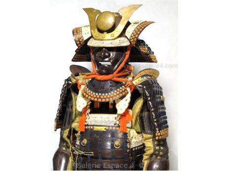 Armure japonaise - Mogami dōmaru gusoku 2