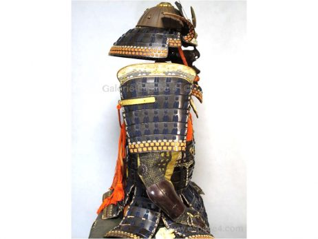 Armure japonaise - Mogami dōmaru gusoku 3