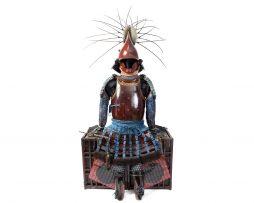 Armure japonaise - nimaidō tosei gusoku d'époque Momoyama