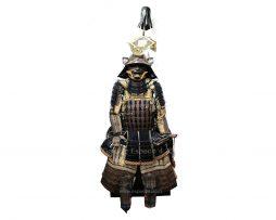 Armure japonaise - Mogami do tosei gusoku