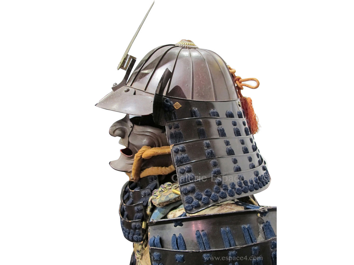 Fabuleux Japanese armor – Mogami do tosei gusoku armor | Art from China and  CH71