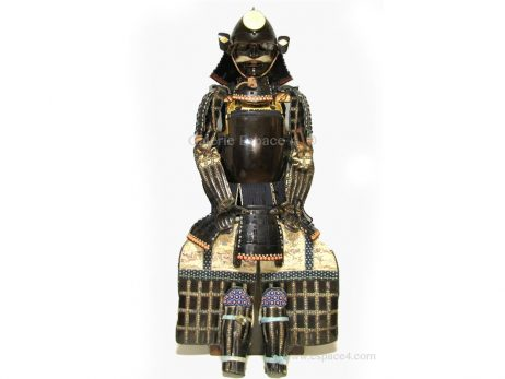 Armure japonaise - Munatori butsudō gusoku