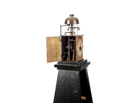 Daimyo-dokei ou horloge lanterne 3