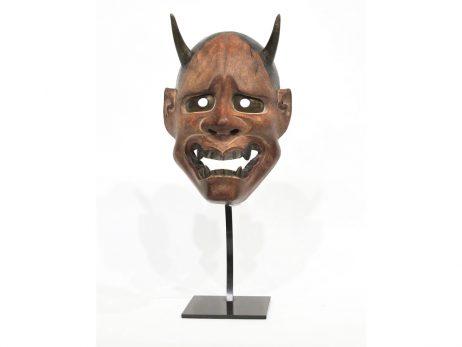 Masque noh - Hannya