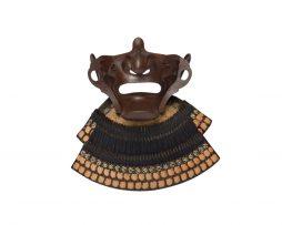 Menpo en fer - Ressei par Myochin Munekata