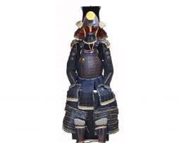 Armure japonaise – Kon-odoshi okegawa go-mai renjaku-do gusoku