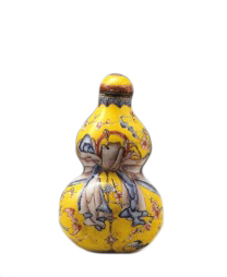 tabatiere chine double gourde yongzheng experts art chinois