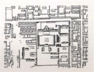 Plan palais cite interdite atelier verre empereur histoire tabatiere qing