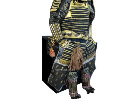 armure samourai expert art japonais