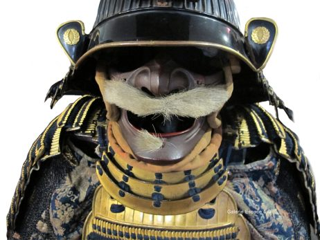 armure samourai expert art japonais do