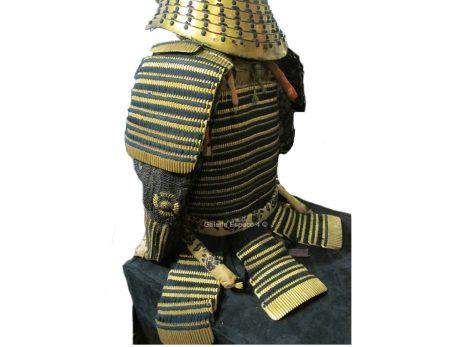 armure samourai expert art japonais do laque