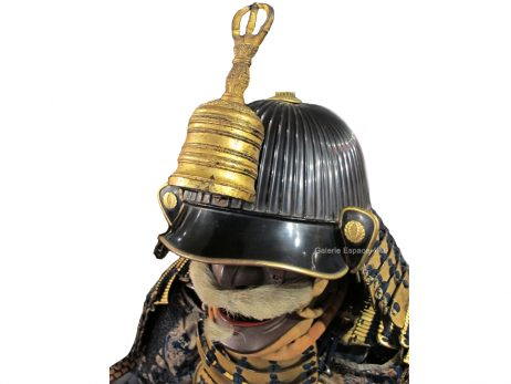 armure samourai expert art japonais or laque