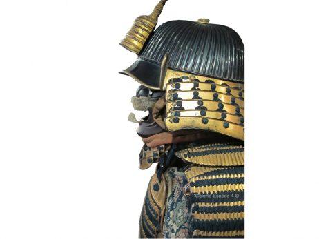 armure samourai expert art japonais or