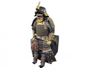 Armure samourai japon japonaise edo guerrier galerie espace4 experts expertises art antiquites
