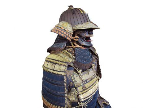 Armure samourai expert art japonais antiquités japon