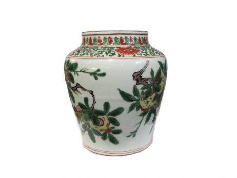 Porcelaine wucai cinq couleurs chine expert art chinois paris