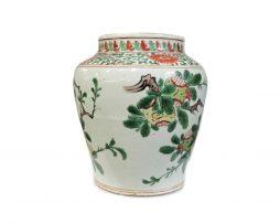 Porcelaine wucai cinq couleurs chine expert art chinois paris trnasition ming