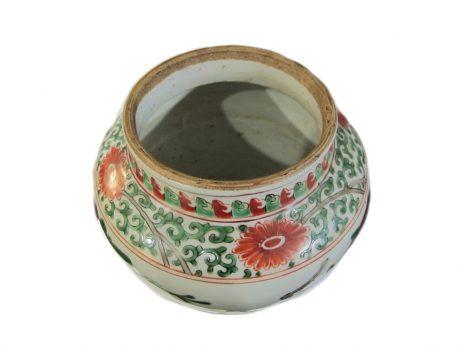 Porcelaine wucai cinq couleurs chine expert art chinois paris ming