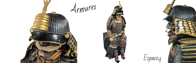 slider armures