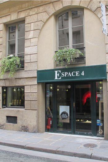 façade galerie